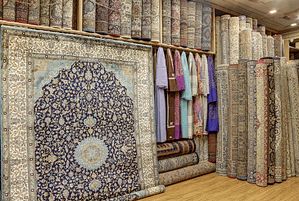 rugs store